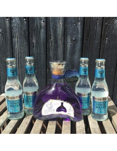 sharish gin blue magic