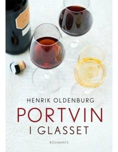 Portvin i glasset - Bog - Henrik Oldenburg