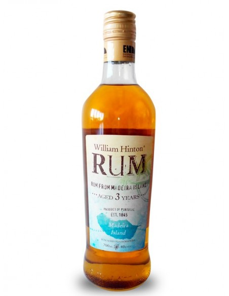 William Hinton Rum da Madeira – 3 years old