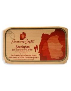 Campos Santos - Sardiner i tomat med chili (piri piri)
