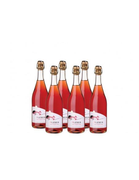 """""""Sweet Bubbles, Please"""" - 6 x Plexus Frisante Rosé"""