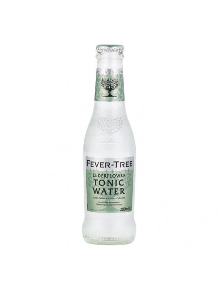 Elderflower Tonic - Fever Tree 200 ml.