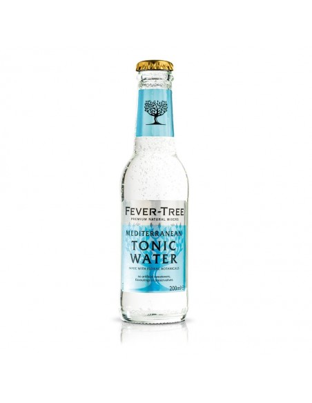 Fever Tree - Mediterranean Tonic 200 ml.
