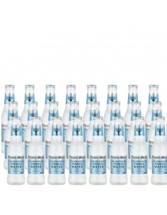 24 x Mediterranean Tonic - Fever Tree 200 ml.