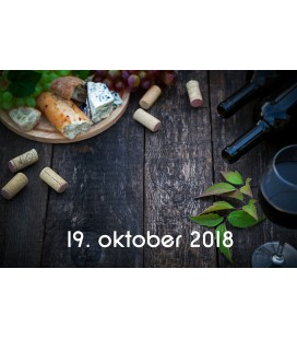 Vinsmagning og tapas Aalborg - 19. oktober