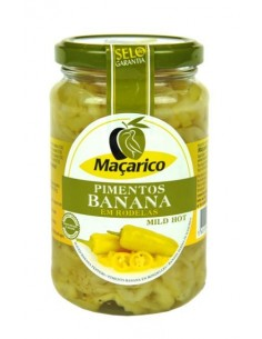 Banan chili - (Mild styrke)