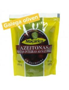 Galega oliven med sten i ståpose