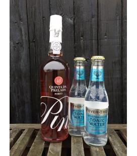 Pink Portvin + 2 Tonic