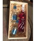 Pink Portvin med tonic