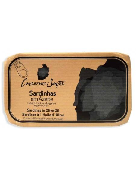 Sardiner og andet konserves