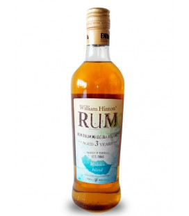 William Hinton Rum da Madeira – 3 års rom