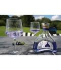 Sæt - Sharish - Blue Magic Gin + 4 Tonicvand