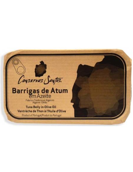 Campos Santos - Tun belly i olivenolie