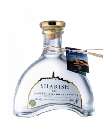 Pera (pære) Rocca Gin 50 cl - Sharish Limited edition