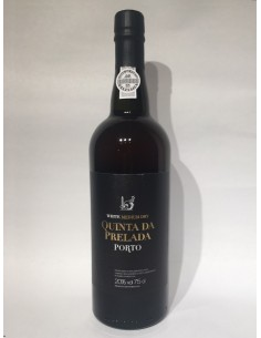 White Medium Dry Port - Quinta da Prelada