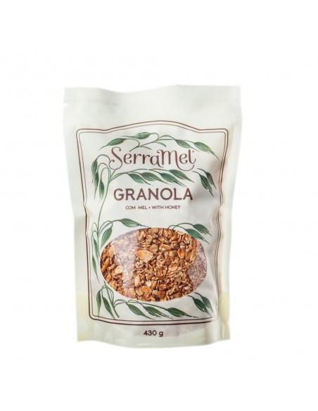 Granola med honning - Serramel