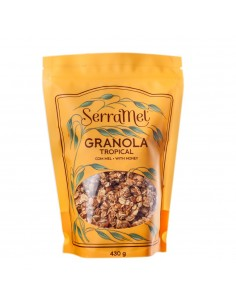 Granola Tropical - Serramel