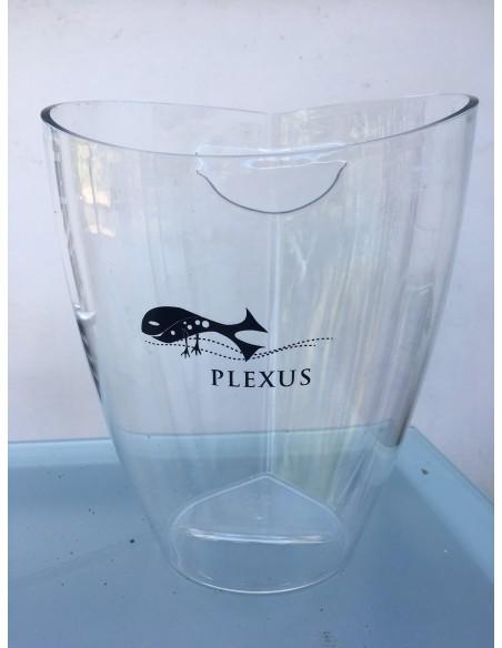 6 x Plexus Frisante Rosé + 1 Vinkøler