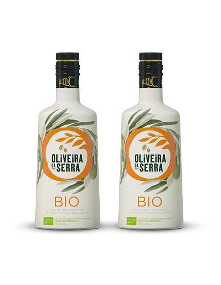 2 x Økologisk olivenolie