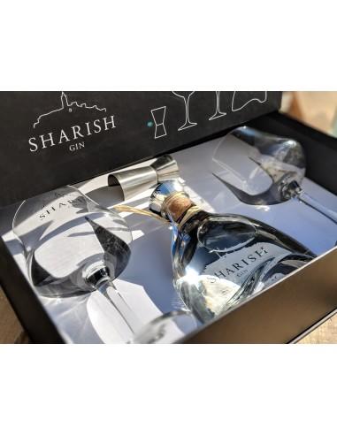 Eksklusiv gin gavekasse - Sharish