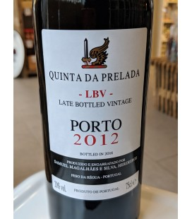 Late Bottle Vintage 2012 - Quinta da Prelada