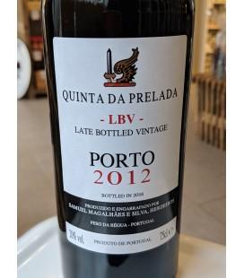 Late Bottle Vintage 2012 - Quinta da Prelada