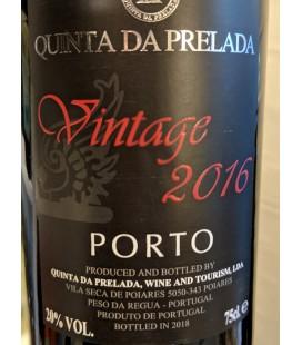Vintage 2016 - Quinta da Prelada