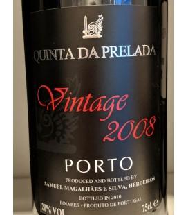 Vintage 2008 - Quinta da Prelada