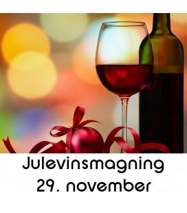 Julevinsmagning og tapas, Aalborg - 29. november 2019