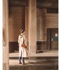 Læder Taske, Cognac - Lemur Design