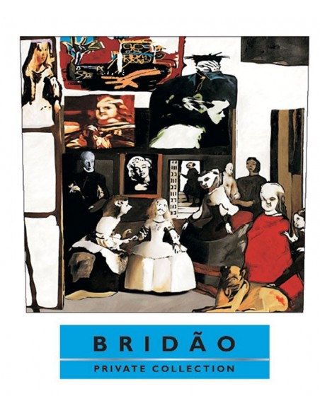Bridão Private Collection D.O.C. Branco 2017 - Adega do Cartaxo