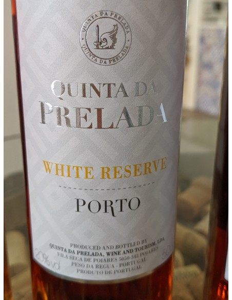 White Reserve, 7 Years port - Quinta da Prelada
