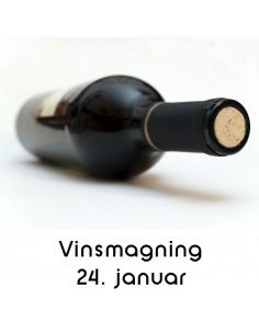 Vinsmagning og tapas, Aalborg - 24. januar 2020