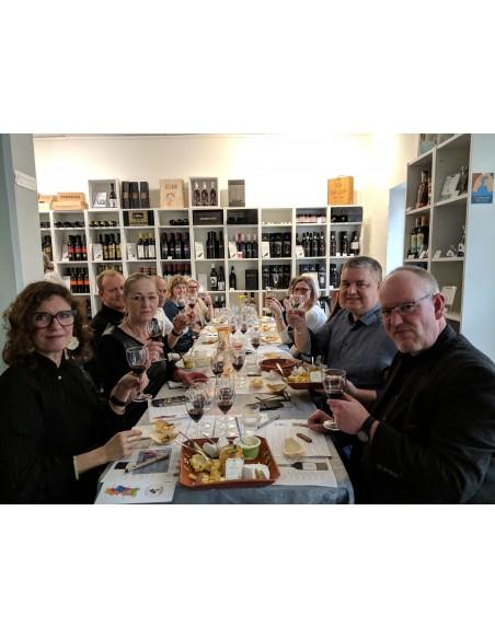 Vinsmagning og tapas, Aalborg - 29. maj 2019