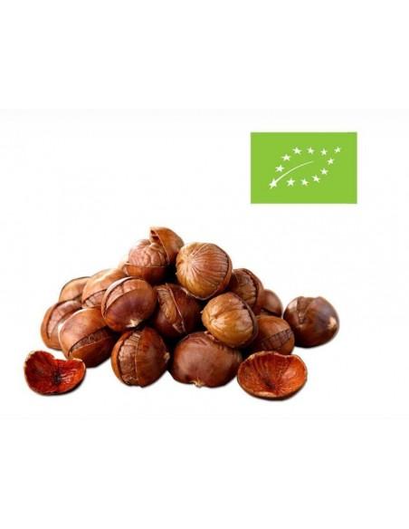 Øko Spisekastanjer, Friskhøstet (500g)