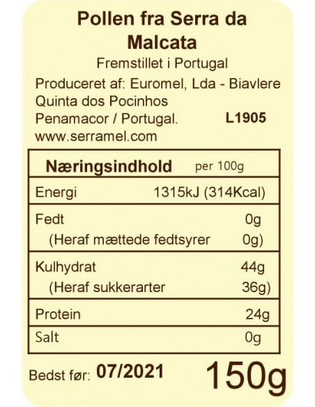 Bipollen granulat - Serramel