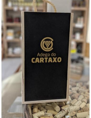 Trækasse til vin flasker - Adega da Cartaxo