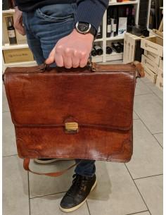 Håndlavet Lædertaske