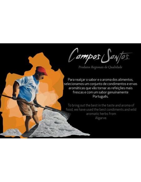 Saltflager med portvin - Campos Santos