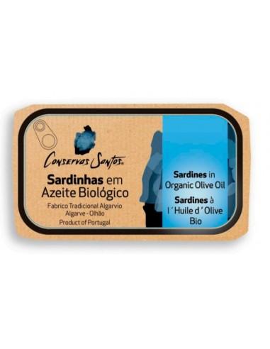 Sardiner i olivenolie - Campos Santos