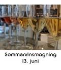 Sommervinsmagning og tapas, Aalborg - 13. juni 2020