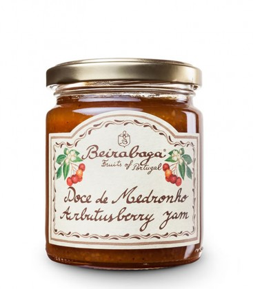 Jordbærtræ marmelade - Beirabaga