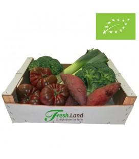DELUXE Grøntsagsmix Økologisk, 4 kg