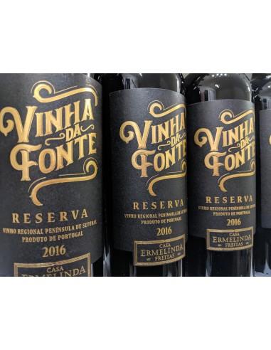 Vinha da Fonte Reserva 2016 - Ermelinda Freitas