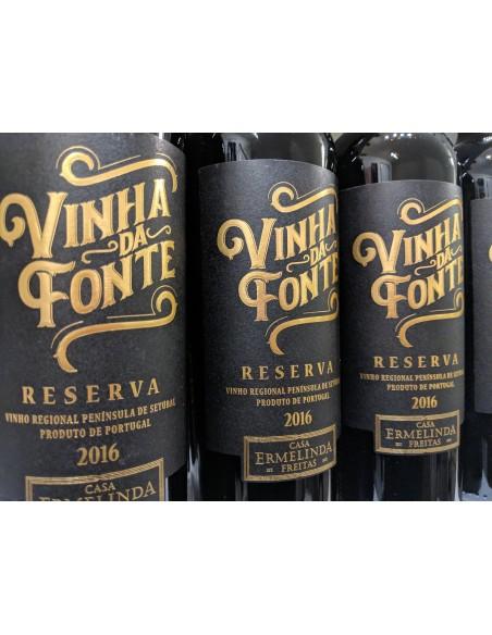 3 x Vinha da Fonte Reserva 2017 - Ermelinda Freitas