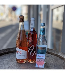 """""""Pinkalino"""" - Rosé Cocktail sæt"""