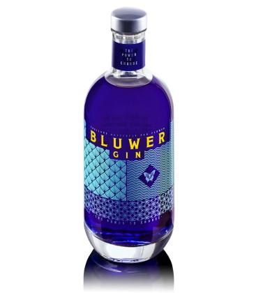 Blue Magic Gin 50 cl - Sharish