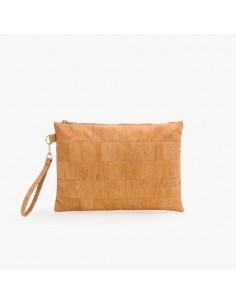 Clutch Taske af kork - Natur