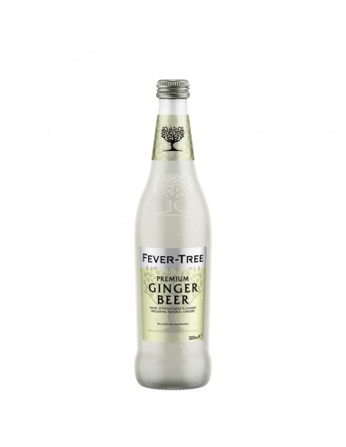 Ginger Beer - Fever Tree 500 ml.