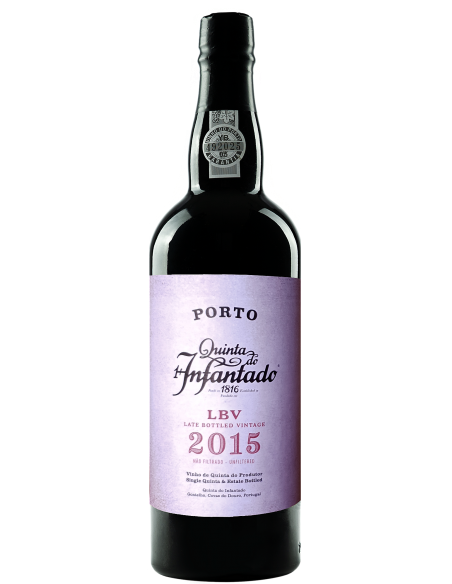 Late Bottled Vintage 2015 - Quinta do Infantado